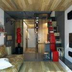 Weightlifter Micro Apartment Boasts Some Clever Space