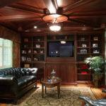 Well Appointed Cigar Room Complete Custom Cabinetry Smoke