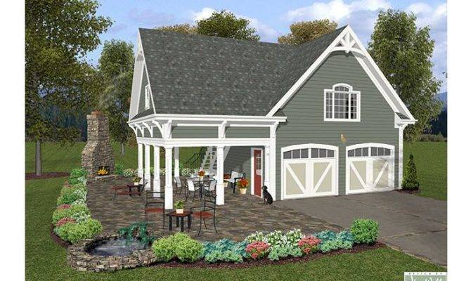 Well Designed Arts Crafts Style Garages Constant