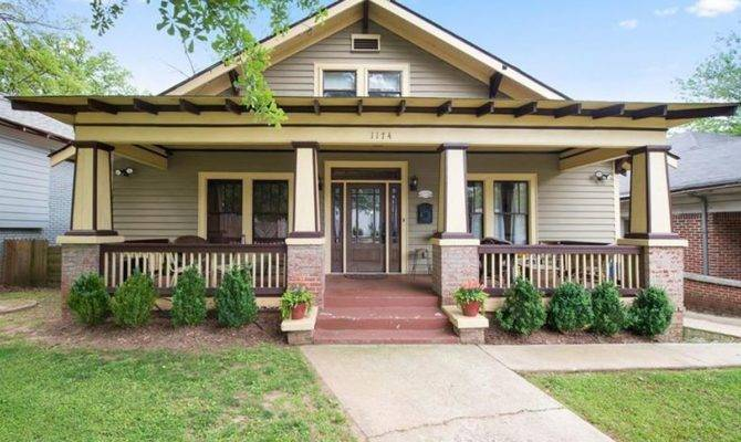 West End Atlanta Charming Craftsman Bungalow Aims