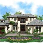 West Indies Home Plans Premier Luxury House Plan