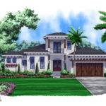 West Indies House Plan Callaloo Weber Design Group