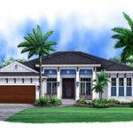 West Indies House Plan Carmona Weber Design Group