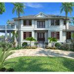 West Indies House Plan Mandevilla Weber Design Group