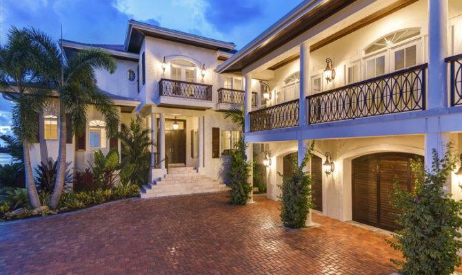 West Indies Style Home Modus Custom Residences Homes
