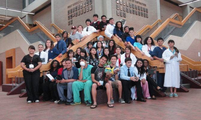 West Texas University Upward Bound Math Science