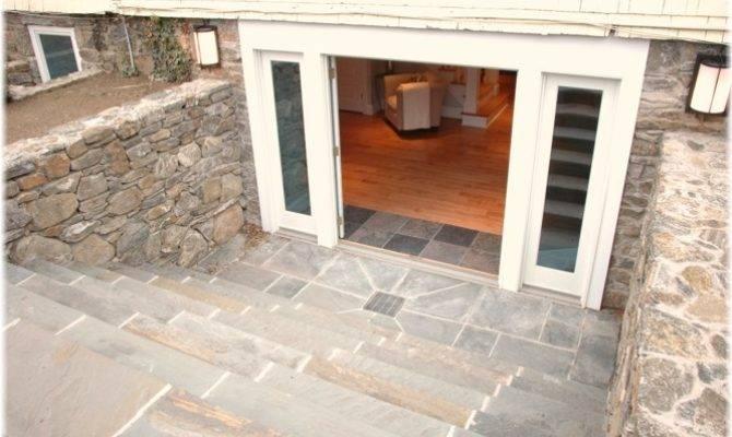 Westchester Design Build Walk Out Dig Basement
