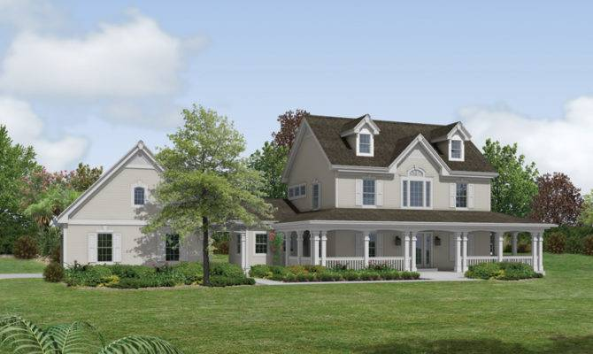 Westfield Manor Country Home Plan House Plans
