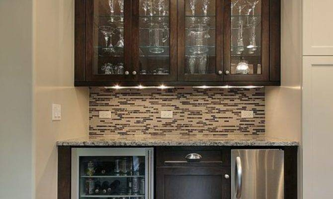 Wet Bar Design Home Ideas Remodel Decor