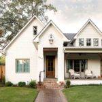 White Brick Exterior Walls Envy