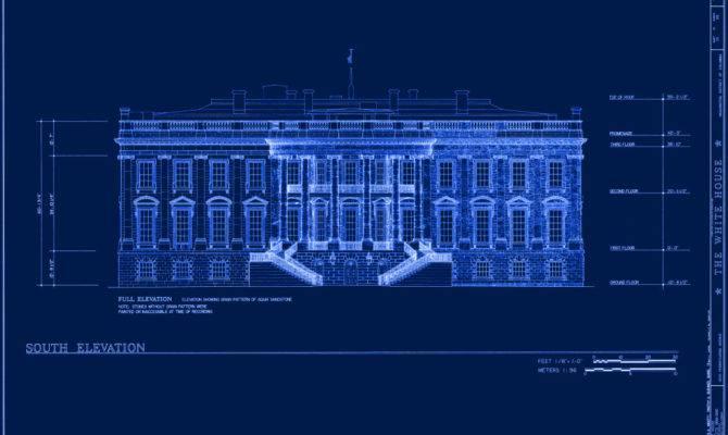 White House Blue Print