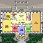 White House Residence First Floor