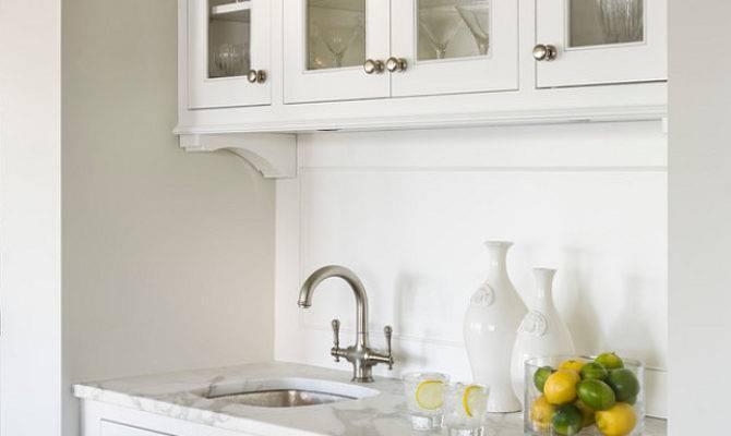 White Kitchen Inset Cabinets Home Bunch Interior