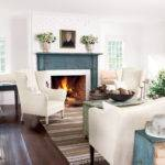 White Living Rooms Ideas Room Decorating