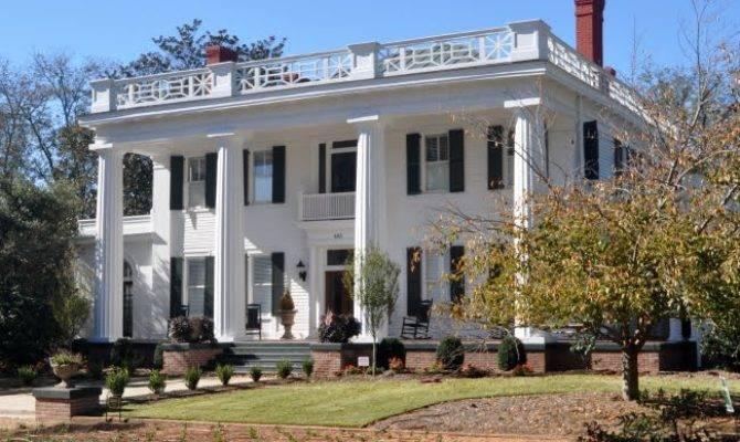 Whitehaven Greek Revival Architecture Madison