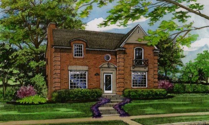 Whitewash Brick House Before After Joy Studio Design