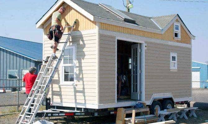 Why Going Tiny House Listings