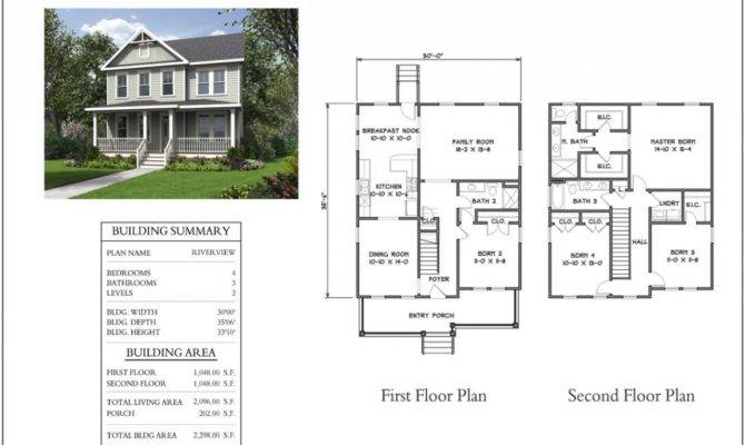 Wide House Plans