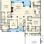 Wider Energy Smart House Plan Architectural