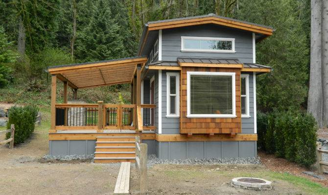 Wildwood Cottage Tiny House Swoon