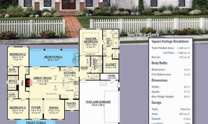 William Poole Farm House Plans