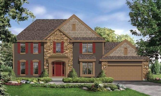 Williamsburg Design Homes House Plans
