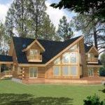 Window Log Cabin Homes Floor Plans Memes