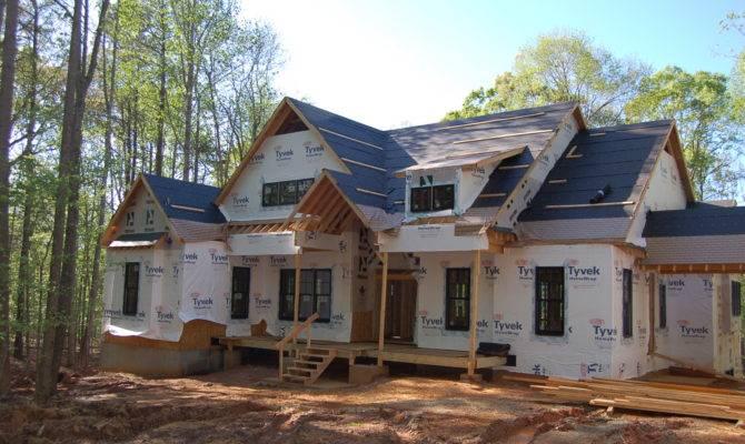 Windows Modern Craftsman Style Home