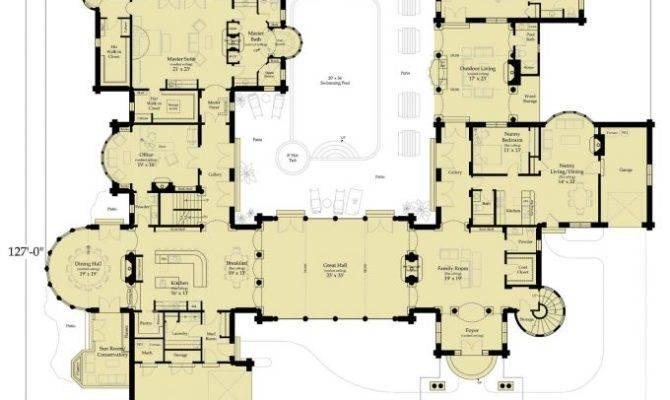 Windsor Castle Floor Plan
