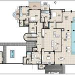 Wonderful Beach House Floor Plan