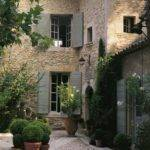 Wonderful French Courtyard Content Cottage