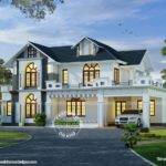 Wonderful House Design Kerala Home Floor Plans