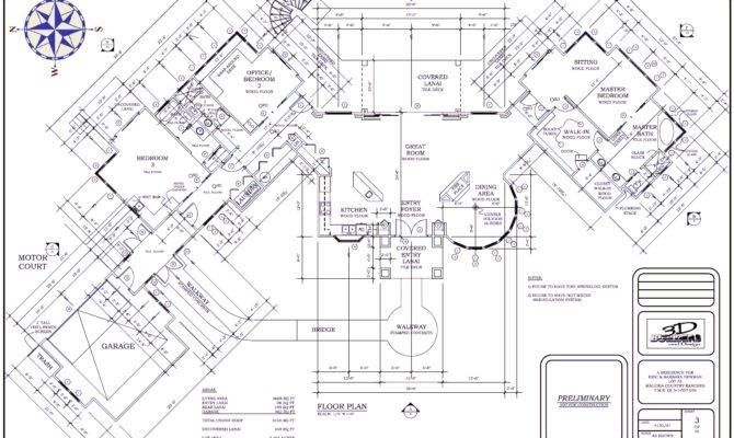 Wonderful Large Mansion Floor Plans House