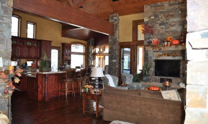 Wonderful Open Floor Plans Interior Decors Country
