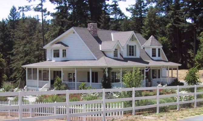 Wonderful Simple House Plans Wrap Around Porches