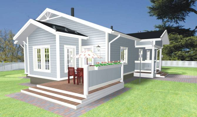 Wonderful Small House Models Architecture Plans
