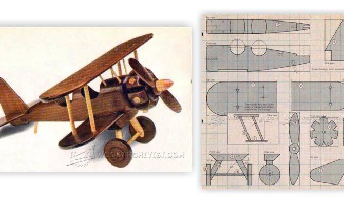 Wood Aircraft Plans Bing