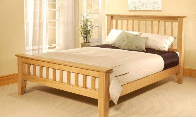Wood Bed Frame Designs Plans Ideas Homes Alternative