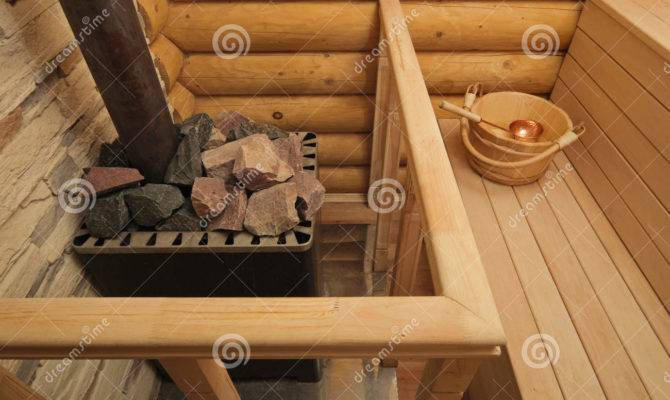 Wood Burning Heater Sauna