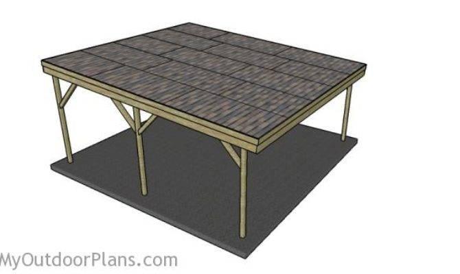 Wood Carport Designs Myoutdoorplans Woodworking