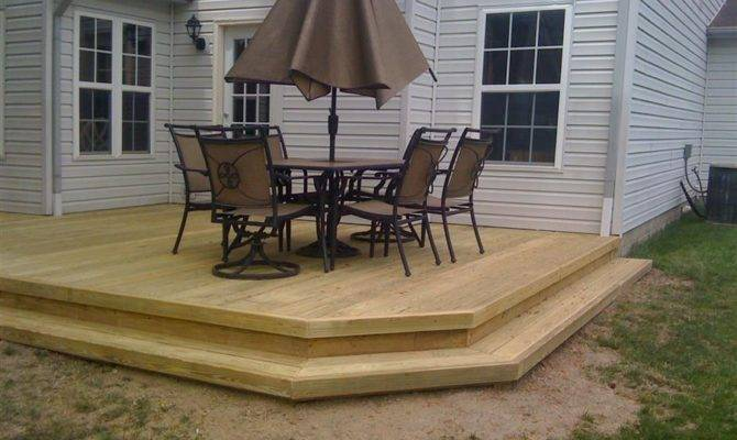 Wood Deck Design Construction Virginia Beach Acdecks