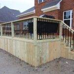 Wood Decks Decking Designs