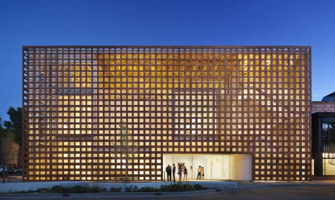 Wood Design Building Magazine Announces Winners Its