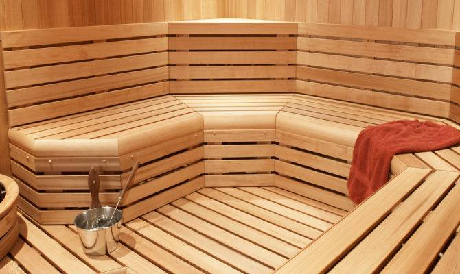 Wood Design Plans Sauna Bench