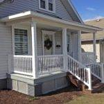 Wood Front Porches Designs