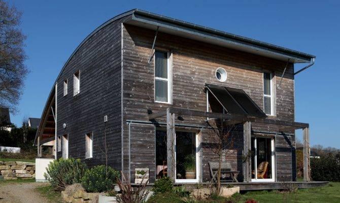 Wood House Patrice Bideau Caandesign Architecture