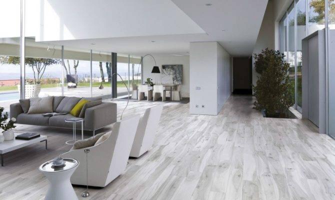 Wood Look Tile Distressed Rustic Modern Ideas