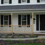 Wood Porch Railings Posts