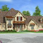 Woodbridge Heights House Plans Lakefront Home Archival