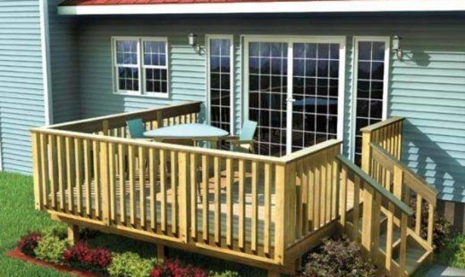 Wooden Deck Plans Workbench Ideas Diy